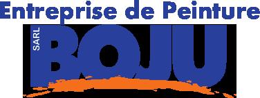 Logo-Peinture Boju, artisan peintre en bâtiment, ravalement et façades Préfailles - Pornic